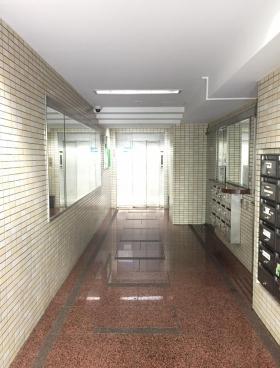 朝日六番町マンションビルの内装