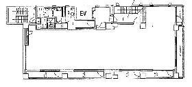 ニューライフビル:基準階図面