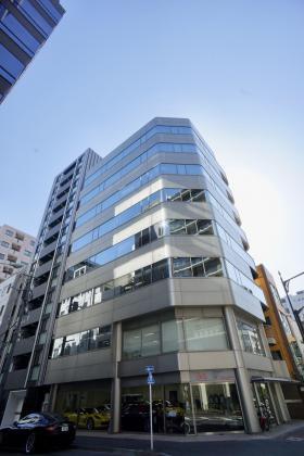 新富191ビルの外観写真