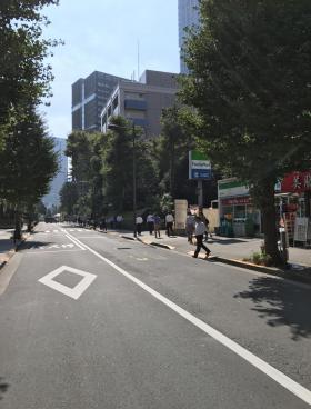 クリエイト紀尾井町ビルの内装
