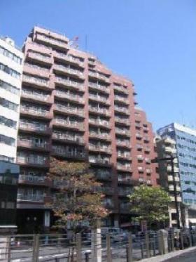 朝日九段マンションビルの外観写真