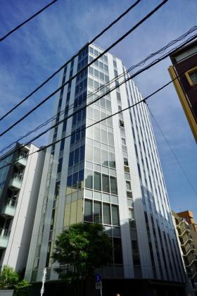 麹町市原ビルの外観写真