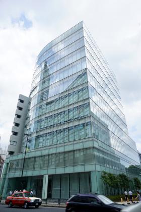 NEX新宿ビルの外観写真