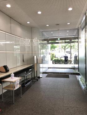 ミツワ小川町ビルの内装