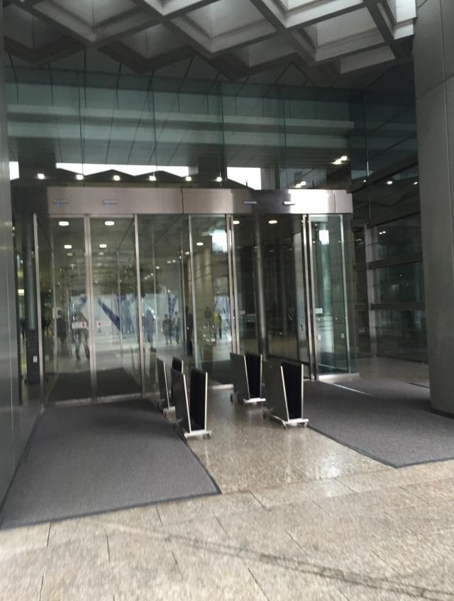 新宿パークタワーの内装