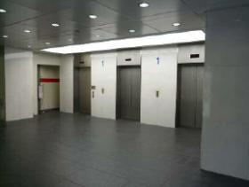 京急第2ビルの内装