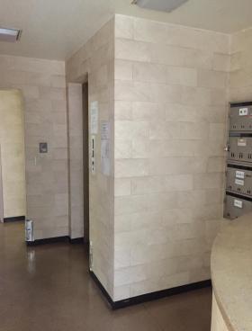 増田金属ビルの内装