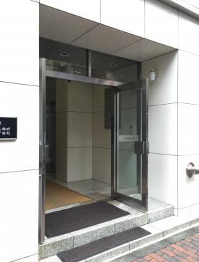 山京ビル本館のエントランス
