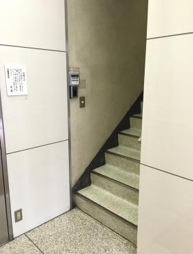 山京ビル本館の内装