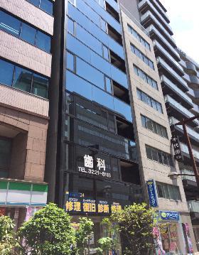 プライム飯田橋ビルの外観写真