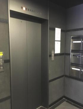 プライム飯田橋ビルの内装