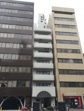 エレガンス飯田橋ビルの外観写真