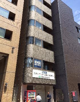 山田ラインⅡビルの外観写真