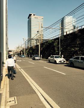 山田ラインⅡビルの内装