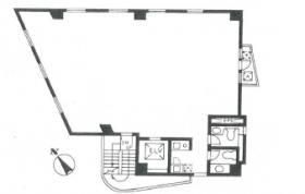 ワイズビル:基準階図面