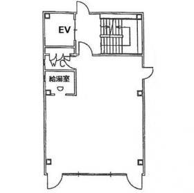 MVKビル:基準階図面