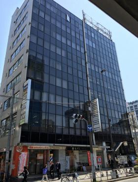 永島ビルの外観写真