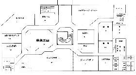 大船松竹SCビル:基準階図面