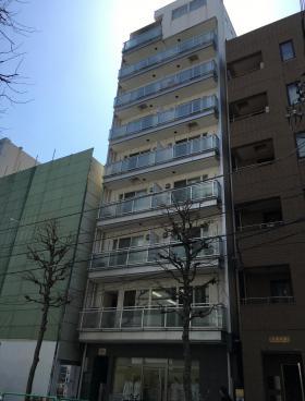 HIRO COURT AKIHABAビルの内装