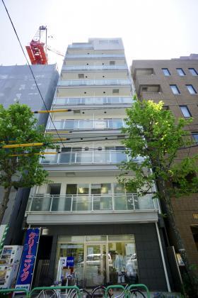 HIRO COURT AKIHABAビルの外観写真