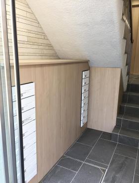 大手町建物浅草橋駅前ビルの内装