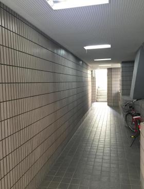 第2大藪ビルの内装
