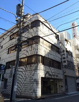 倉内ビルの外観写真
