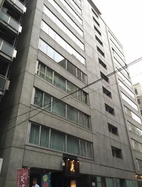 デュープレックス銀座タワー8/14のエントランス