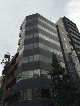 東京リアル岩本町ビルの外観写真