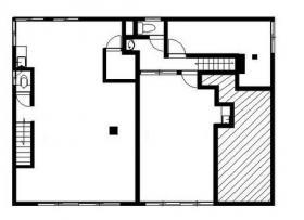 岩本町丸七ビル:基準階図面
