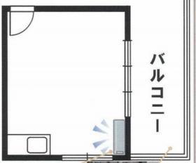 岩本町駅前ビル:基準階図面