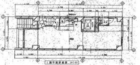 アーク錦町ビルⅡ:基準階図面
