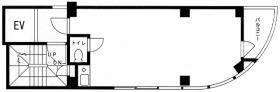 アーク錦町ビル:基準階図面