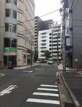 上田錦町ビルの内装