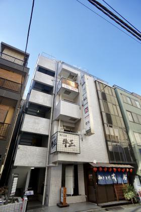 あけぼのビルの外観写真