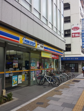 MPR東上野 旧)グランスクエア東上野の内装