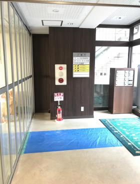 お茶の水桜井ビルの内装