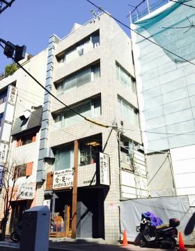 神田旅館組合ビルの外観写真