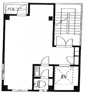 第19岡崎ビル:基準階図面