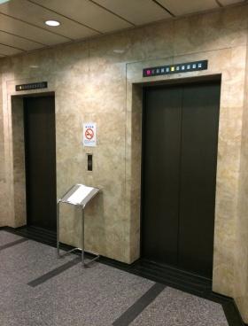 ランディック神田ビルの内装