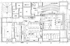 D&F御茶ノ水ビル:基準階図面