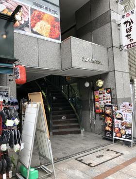 D&F御茶ノ水ビルのエントランス