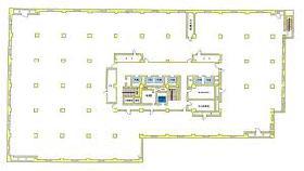 ユニゾ八重洲ビル(常和八重洲ビル):基準階図面