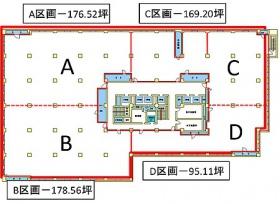 ユニゾ八重洲ビル(常和八重洲ビル)のエントランス