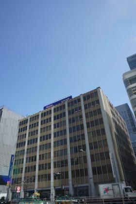 ユニゾ八重洲ビル(常和八重洲ビル)の外観写真