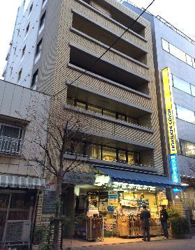 東観小川町ビルの外観写真