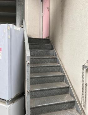 小川町KSビルの内装
