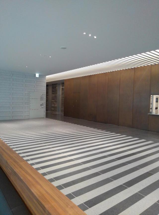 砂防会館 本館 5F 216.13坪(714.47m<sup>2</sup>)のエントランス