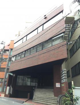 立花書房ビルの外観写真