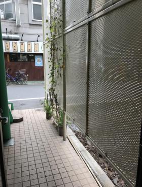 神田ビルの内装